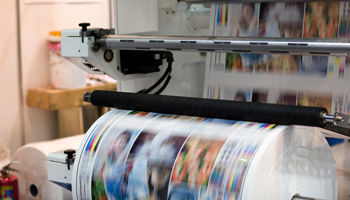 large format printer paper roll